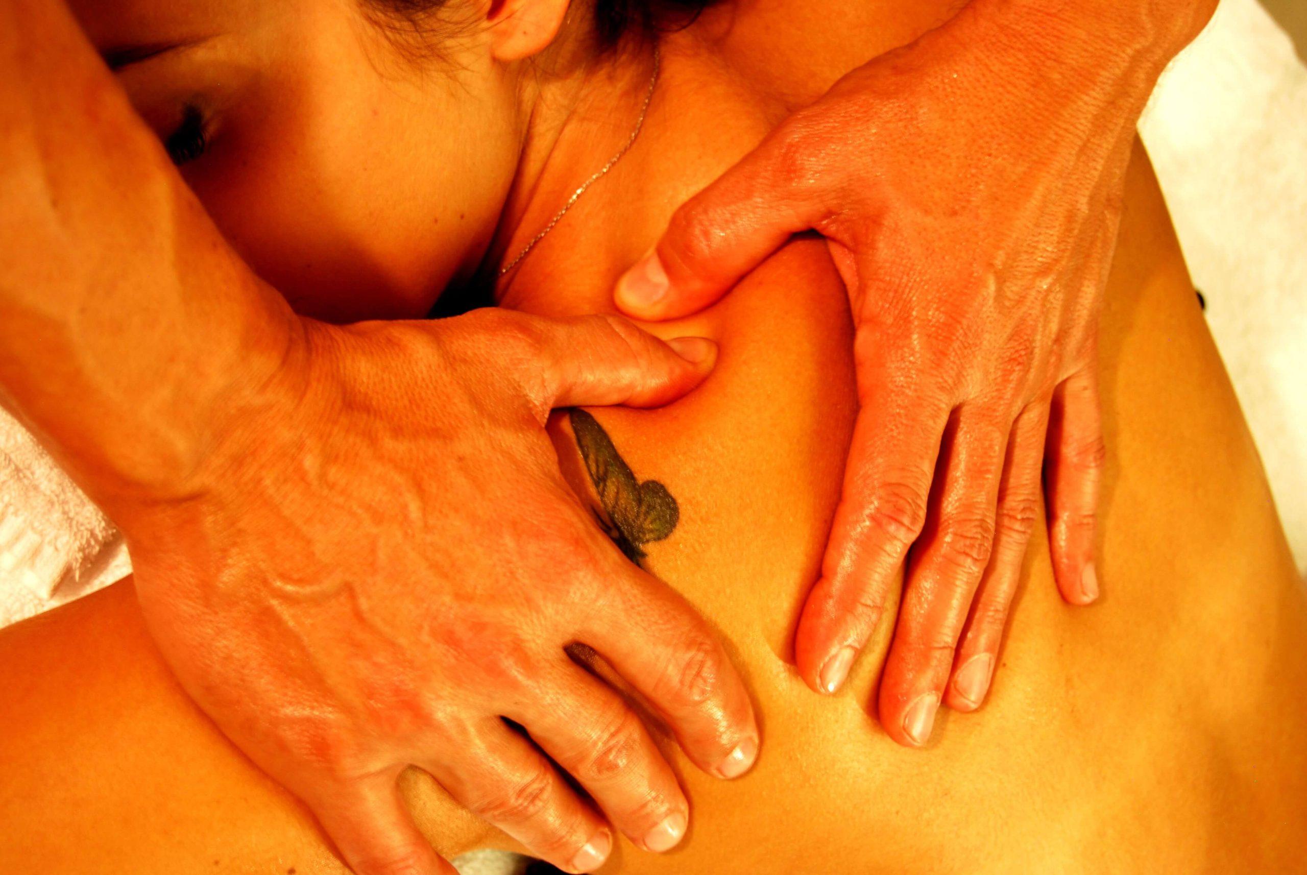 corso massaggio svedese a firenze