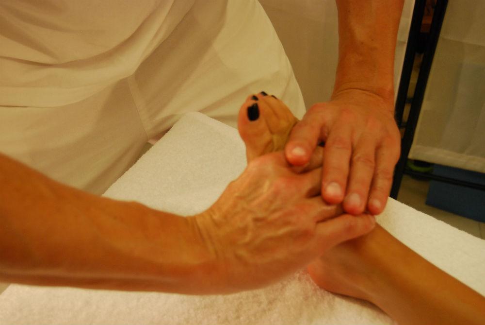 massaggio thai foot