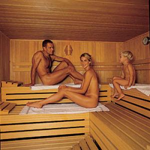 sauna e benessere