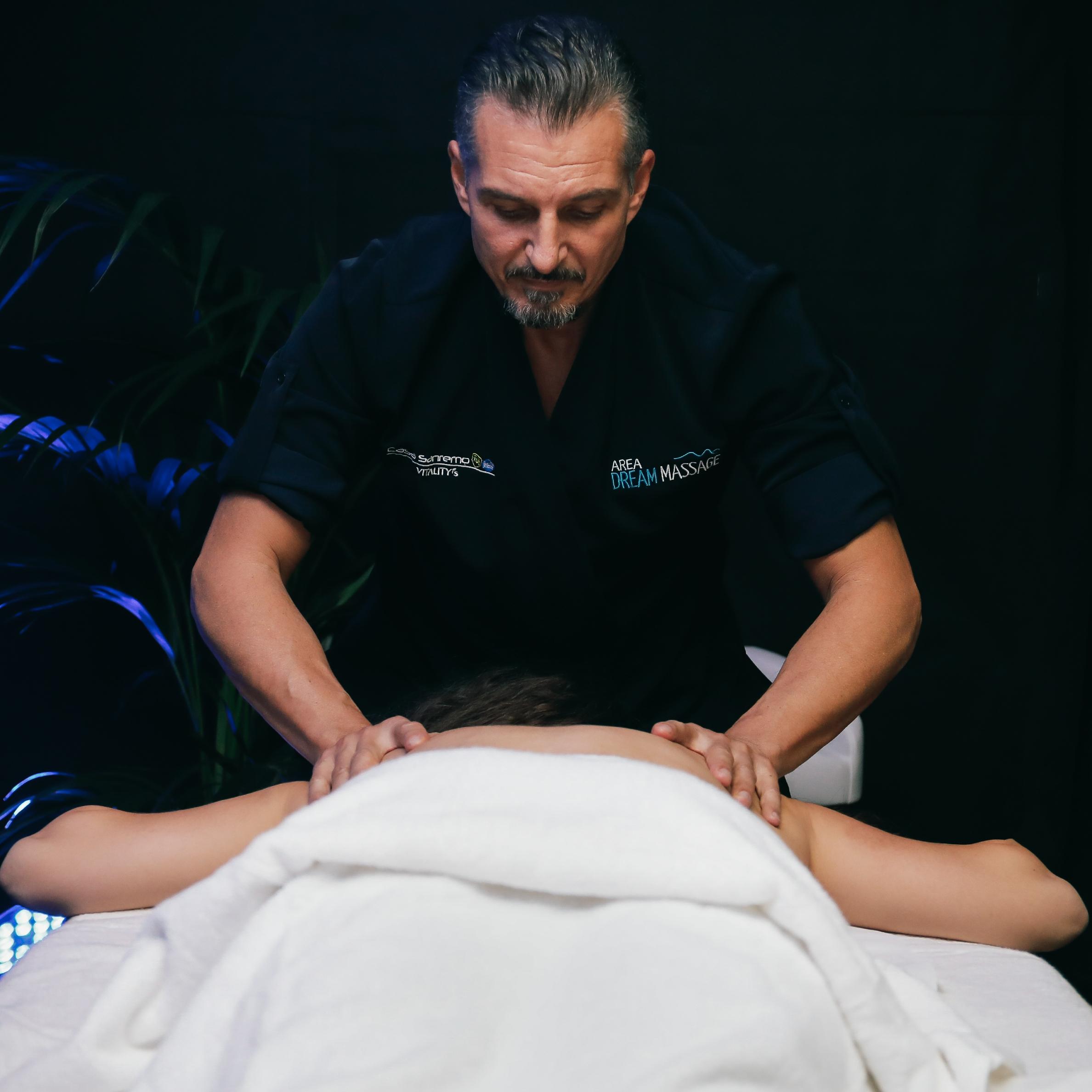 fabio Scotini Massaggi Casa Sanremo 2019