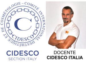 Docente CIDESCO Italia