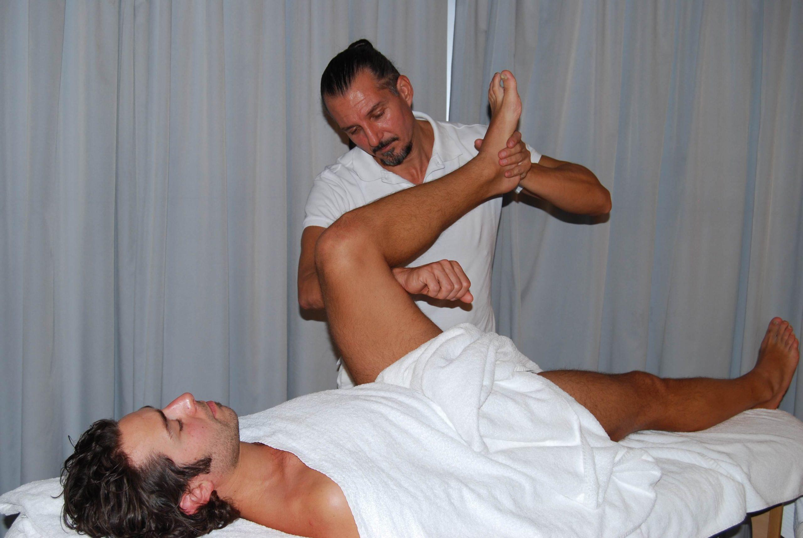 corso massaggio sportivo a firenze