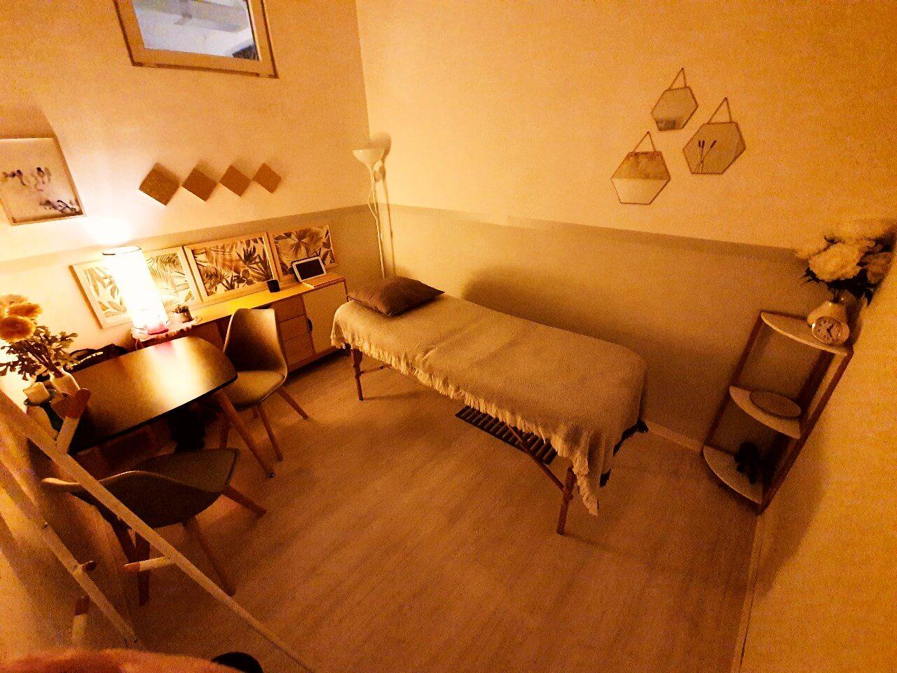 sala massaggio coverciano
